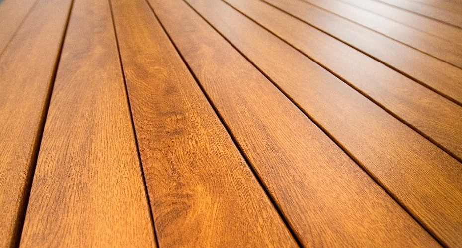 Decoral Wood Finish