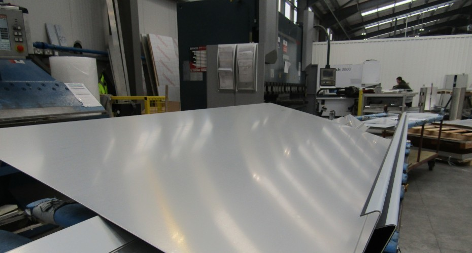 Flashings & Sheet Metal Fabrication